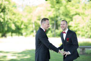 Ehe für Alle, Paarfotografie