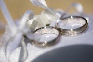 Hochzeitsfotograf Eheringe