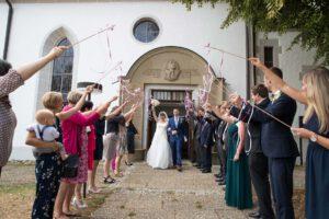 Hochzeitsfotograf Kirche Esslingen
