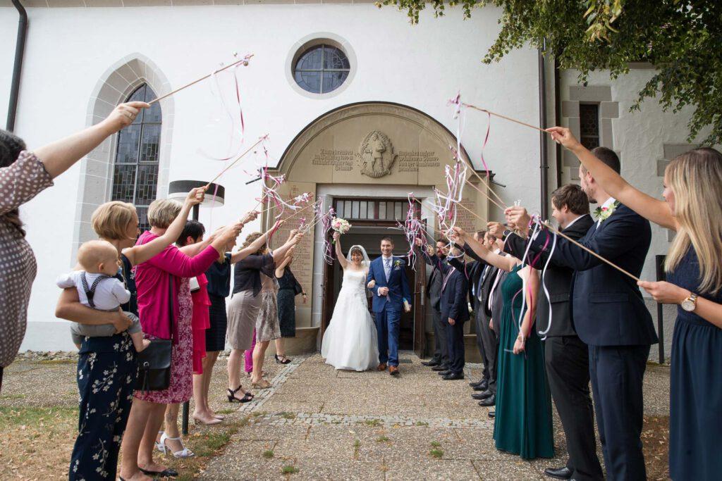Hochzeitsfotograf Esslingen Kirche