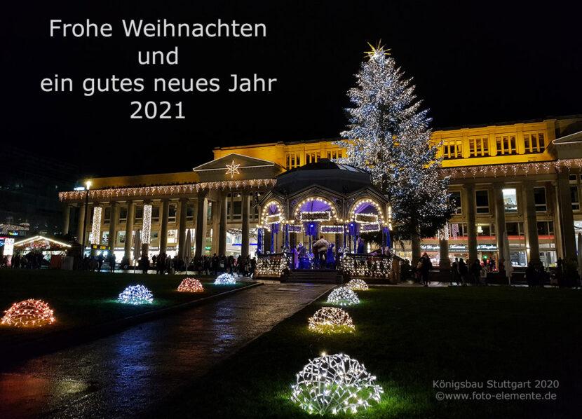 weihnachtsgrüße Ihres Fotografen aus Kirchheim Teck