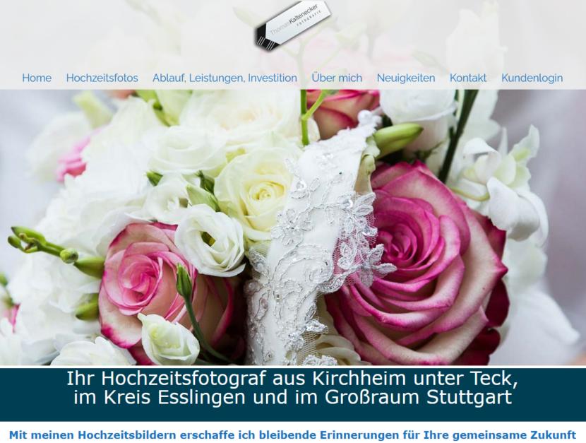 Hochzeitsfotograf Kirchheim Teck